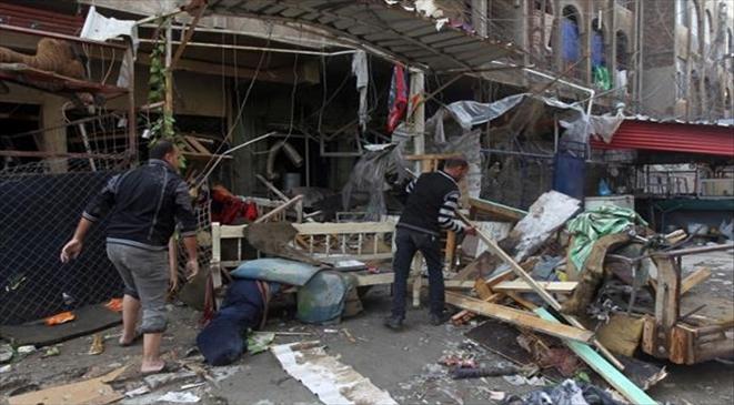 قتلى وجرحى في هجمات متفرقة ببغداد