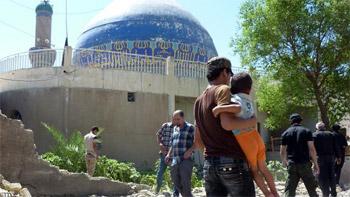 الجامعة العربية تدين بشدة الهجوم على مسجد للسنة في ديالى