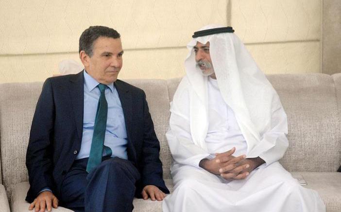 وزير الثقافة والشباب يستقبل وزير الدفاع التونسي