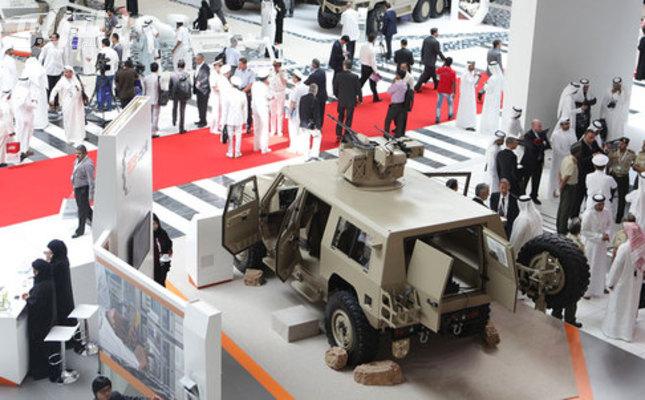 """صفقات عسكرية إماراتية بقيمة 4 مليارات درهم خلال """"آيدكس 2015"""""""
