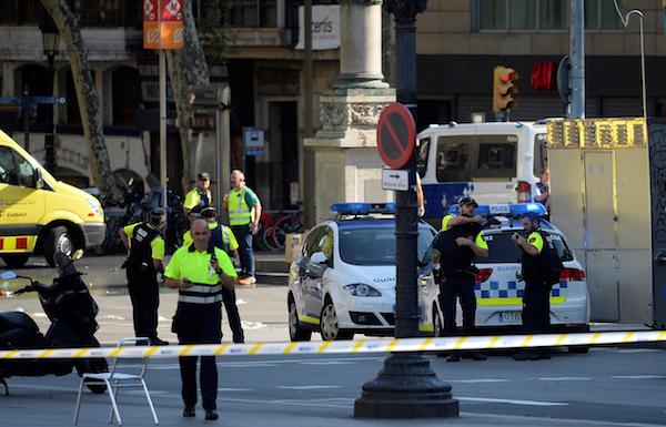 واشنطن حذرت مدريد من مخاطر اعتداء ببرشلونة قبل أشهر