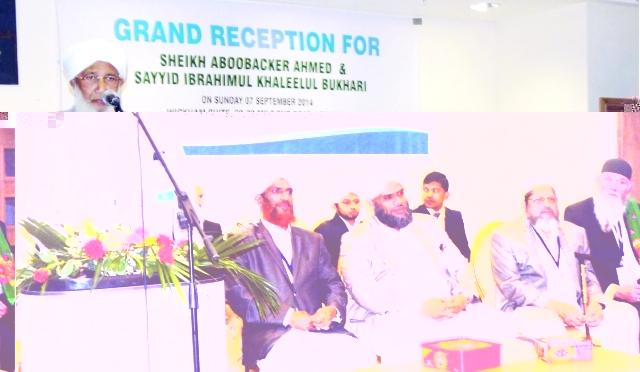 """انطلاق مؤتمر """"زايد للسلام"""" في ديسمبر القادم بالهند"""