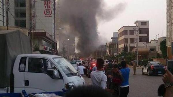 العراق: مقتل شخص وإصابة خمسة في انفجار سيارة بأربيل