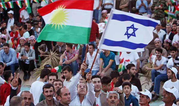 إسرائيل تسعى لإقناع واشنطن بقبول انفصال الأكراد