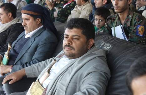 """الحوثي يدعو مصر  إلى عدم الزج بجنودها في """"محرقة"""" اليمن"""