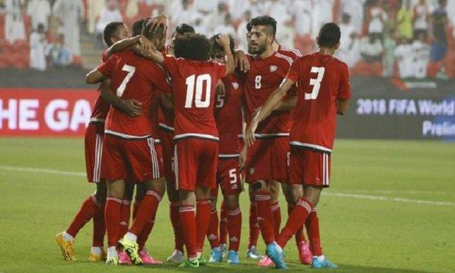مبخوت: 10 أهداف لا تعني تأهل الإمارات