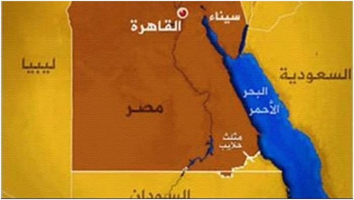 """مسؤول سوداني: حلايب سودانية رغم """"الاحتلال"""" المصري"""