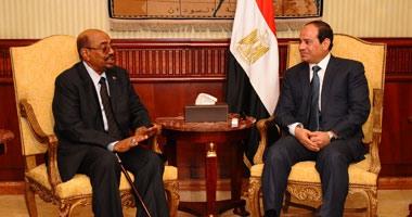 الرئيس السوداني يصل القاهرة في زيارة رسمية