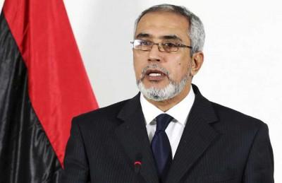 رئيس حكومة الإنقاذ الوطني: لا حوار قبل أخذ الحق الليبي من جانب مصر