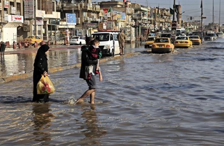 مقتل 58 عراقيا في صعقات كهربائية بعد هطول أمطار غزيرة