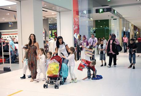 53 ألف الدرهم متوسط القدرة الشرائية للأسرة في دبي