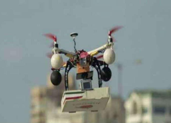 """""""غوغل"""" تبدأ بتوصيل طلبات الطعام بطائرات دون طيار"""