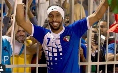 مطالبات بمنح اللاعب العنزي الجنسية الكويتية