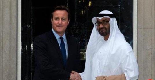 """فايننشال تايمز: كاميرون خضع لضغوط الإمارات بشأن """"تحقيقات الإخوان"""""""