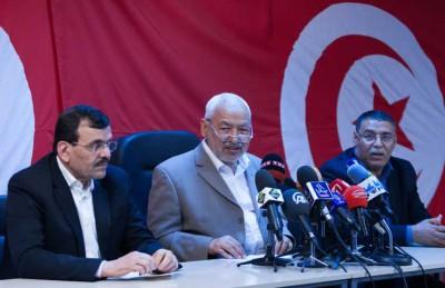 """الغنوشي عن """"هجوم سوسة"""": قوى عالمية لا تريد نجاح الديمقراطية في تونس"""