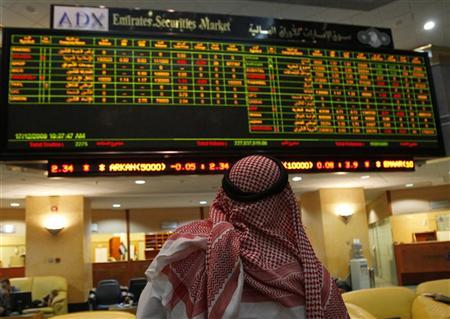 الأسهم تكسب 94,5 مليار درهم خلال يوليو