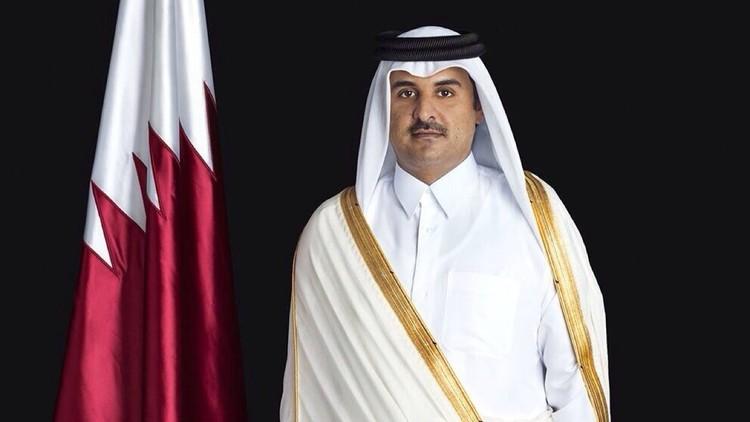 خطاب ناري لأمير قطر في الجمعية العامة للأمم المتحدة