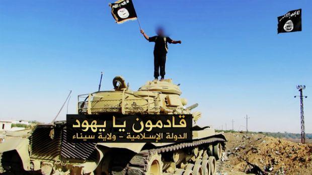 """""""داعش"""" يعلن تأسيس فرع للتنظيم في صعيد مصر تحت اسم """"ولاية الصعيد"""""""