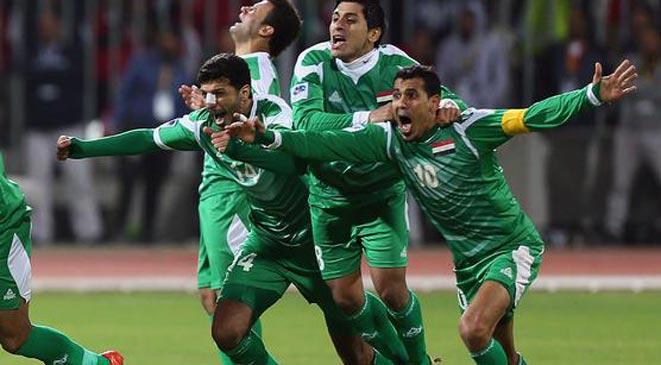 تأشيرات اللاعبين تلغي مباراة العراق ومصر الودية