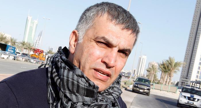 السلطات البحرينية تحاكم الناشط الشيعي نبيل رجب