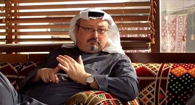 """""""خاشقجي"""" يثير الجدل على """"تويتر"""" عن حليف للسعودية يخونها في الباطن"""