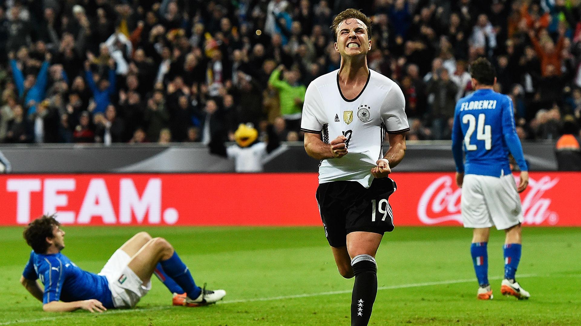 تأهل ألمانيا إلى نصف النهائي إثر فوزها على إيطاليا بركلات الترجيح