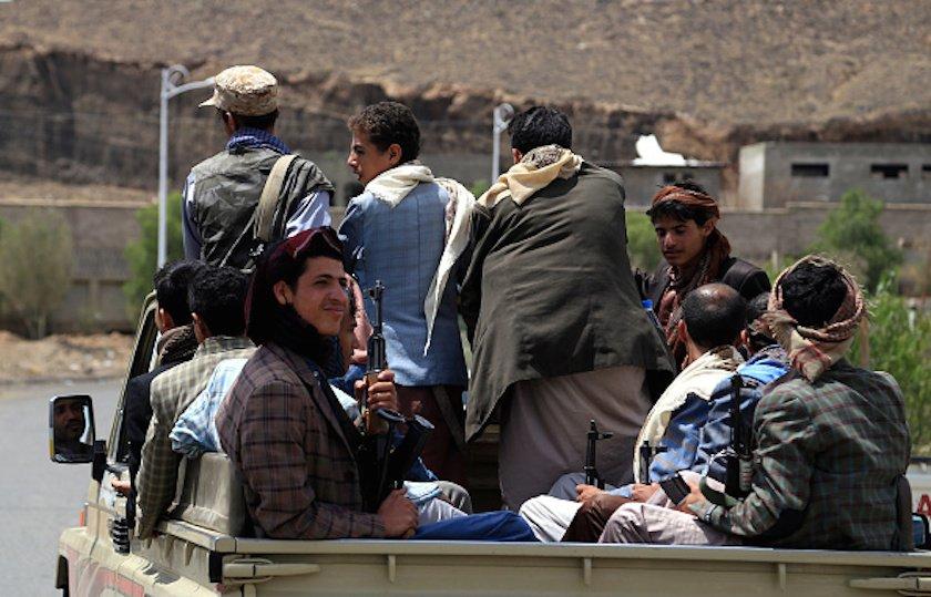 قتلى وجرحى في صفوف الحوثيين بانفجار وسط اليمن