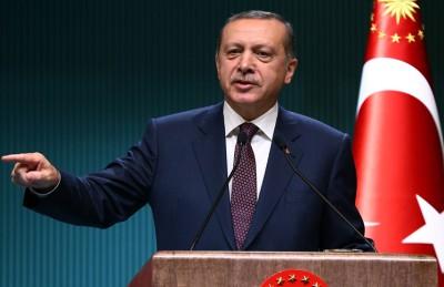 """أردوغان يرى أن بوتين يتجه """"للتخلي"""" عن الأسد"""