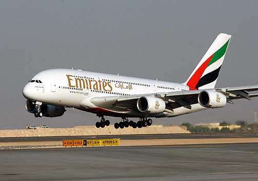 طيران الإمارات تتصدر أسماء الماركات الأكثر تردداً في السعودية
