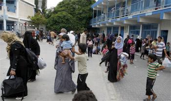 الصين تدين الهجوم الاسرائيلي على مدرسة تابعة للـ أونروا في غزة