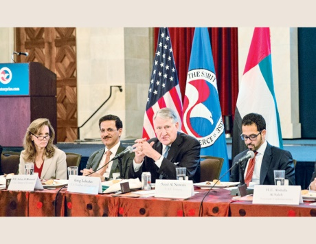 سبرايت: الإمارات شريك مهم في حفظ الاستقرار الإقليمي