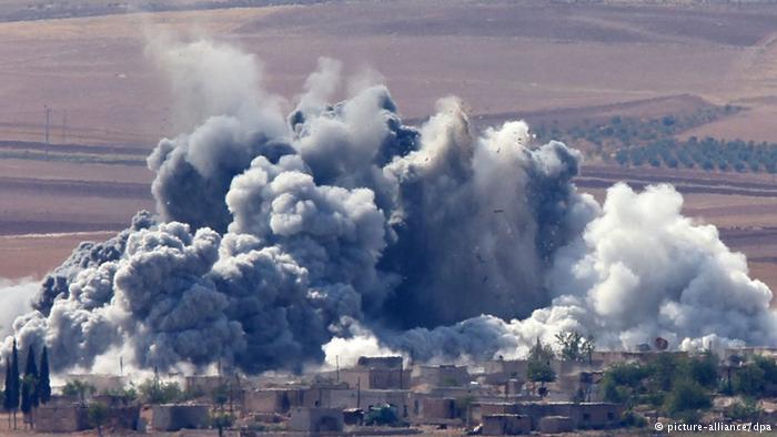"""الأوبزرفر: مرتزقة بريطانيون يقاتلون """"داعش"""" مع الأكراد بكوباني"""
