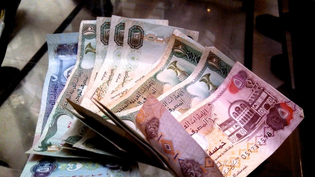 الإمارات ترفض التخلي عن سياسة ربط الدرهم بالدولار