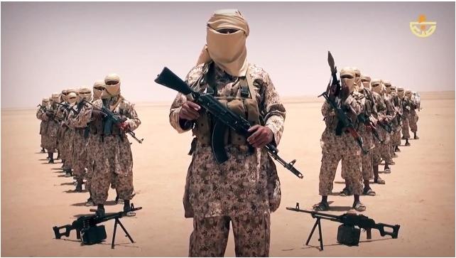"""""""ستراتفور"""" يحلل فيديو  داعش """"ولاية صنعاء"""" المثير للجدل"""