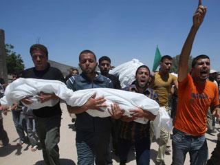 عيد غزة.. شهداء وأشلاء ومقاومة باسلة