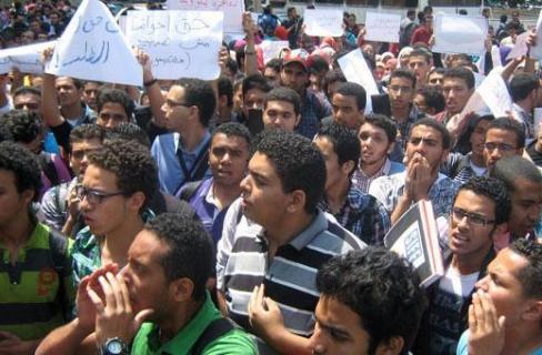 أكاديميون وطلاب مصريون يستنكرون حظر النشاط الطلابي في الجامعات