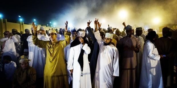 """مراسلون بلا حدود: حرية الإعلام والصحافة في سلطنة عُمان """"مزرية"""""""