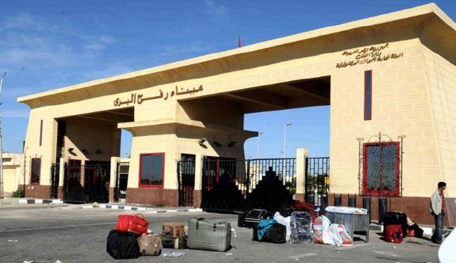 السلطات المصرية تفتح معبر رفح جزئيا