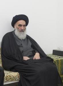 """السيستاني: فساد الجيش العراقي مكن """"داعش"""" من السيطرة"""