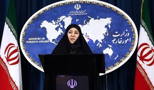 إيران ترفض بيان القمة العربية بشأن الجزر الإماراتية الثلاث