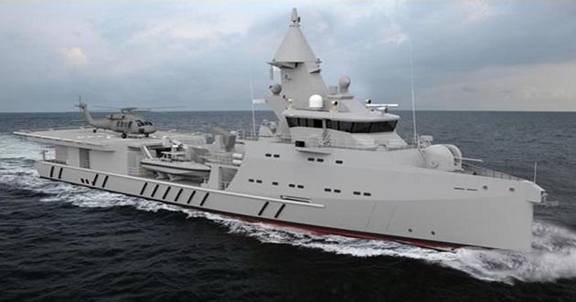 أبوظبي تنفّذ مشاريع بناء سفن عسكرية بنصف مليار دولار