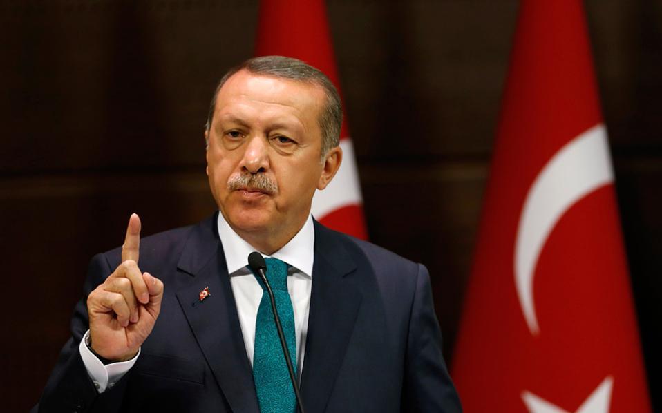 أردوغان يتوعد بحملة عسكرية في كردستان العراق!