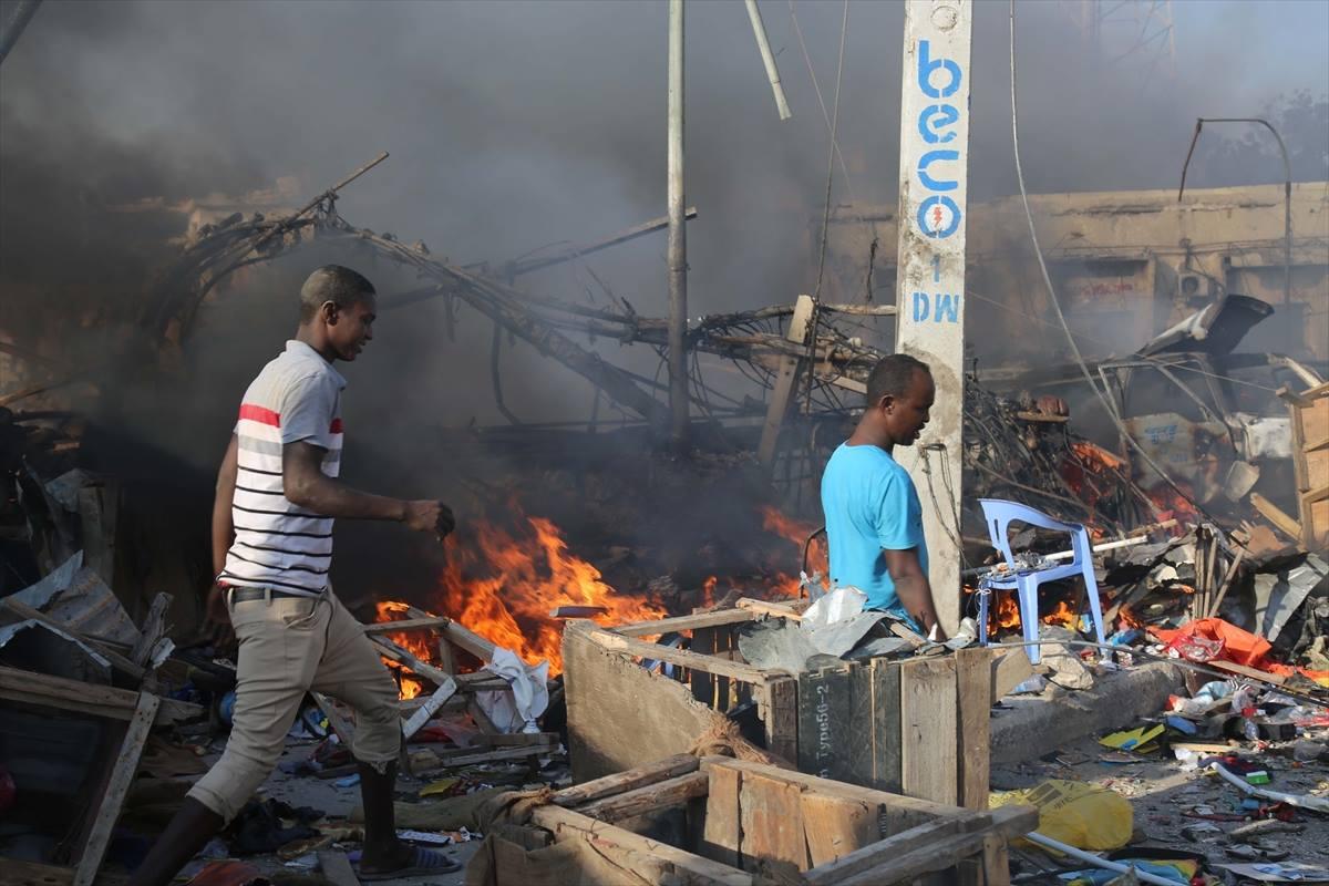 صحيفة تربط بين تفجيرات الصومال ودول الحصار.. هل كانت قطر المستهدفة؟!