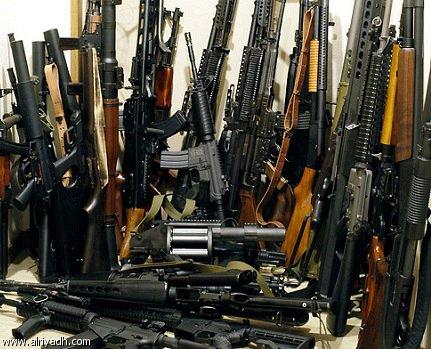"""""""الإمارات"""" في قائمة الدول الأكثر استيراداً للسلاح عالمياً"""