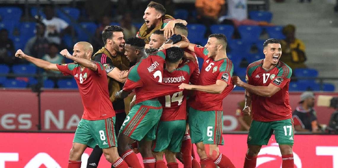 المغرب يهزم ساحل العاج ويتأهل لكأس العالم 2018