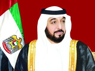 رئيس الدولة يتلقى تهنئة أمير قطر بشهر رمضان
