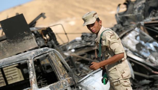 مقتل 30 شخص واصابة العشرات قرب بنغازي