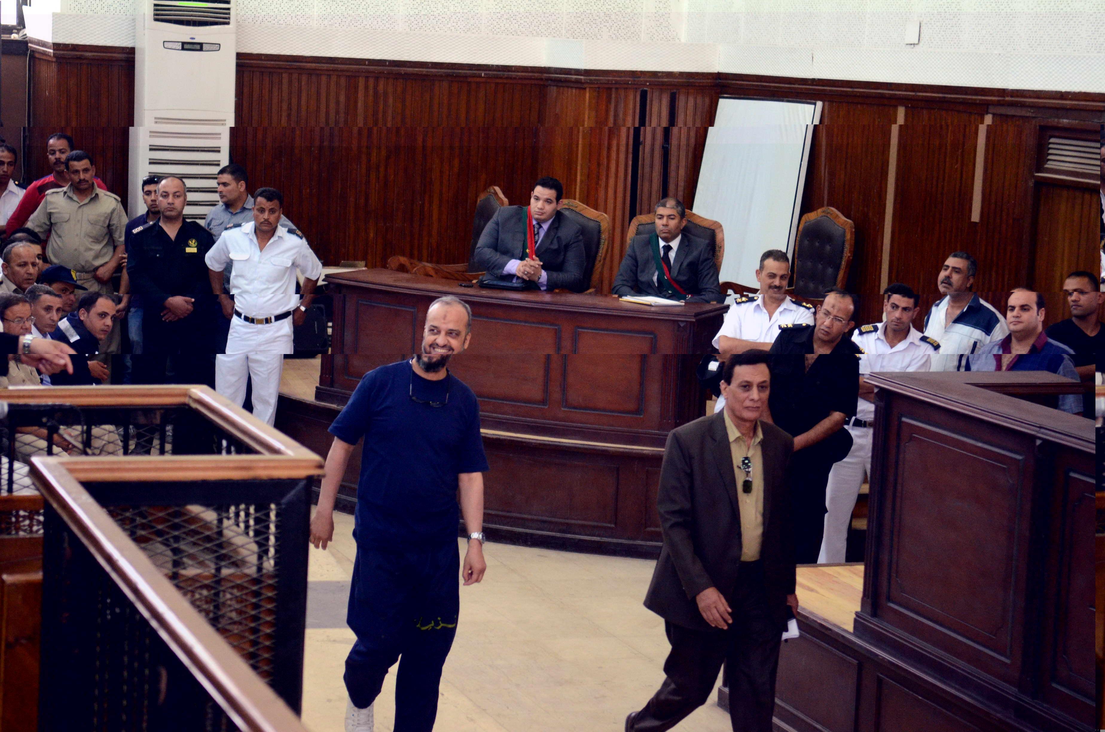 أحكام جديدة بسجن قيادة جماعة بالإخوان بمصر