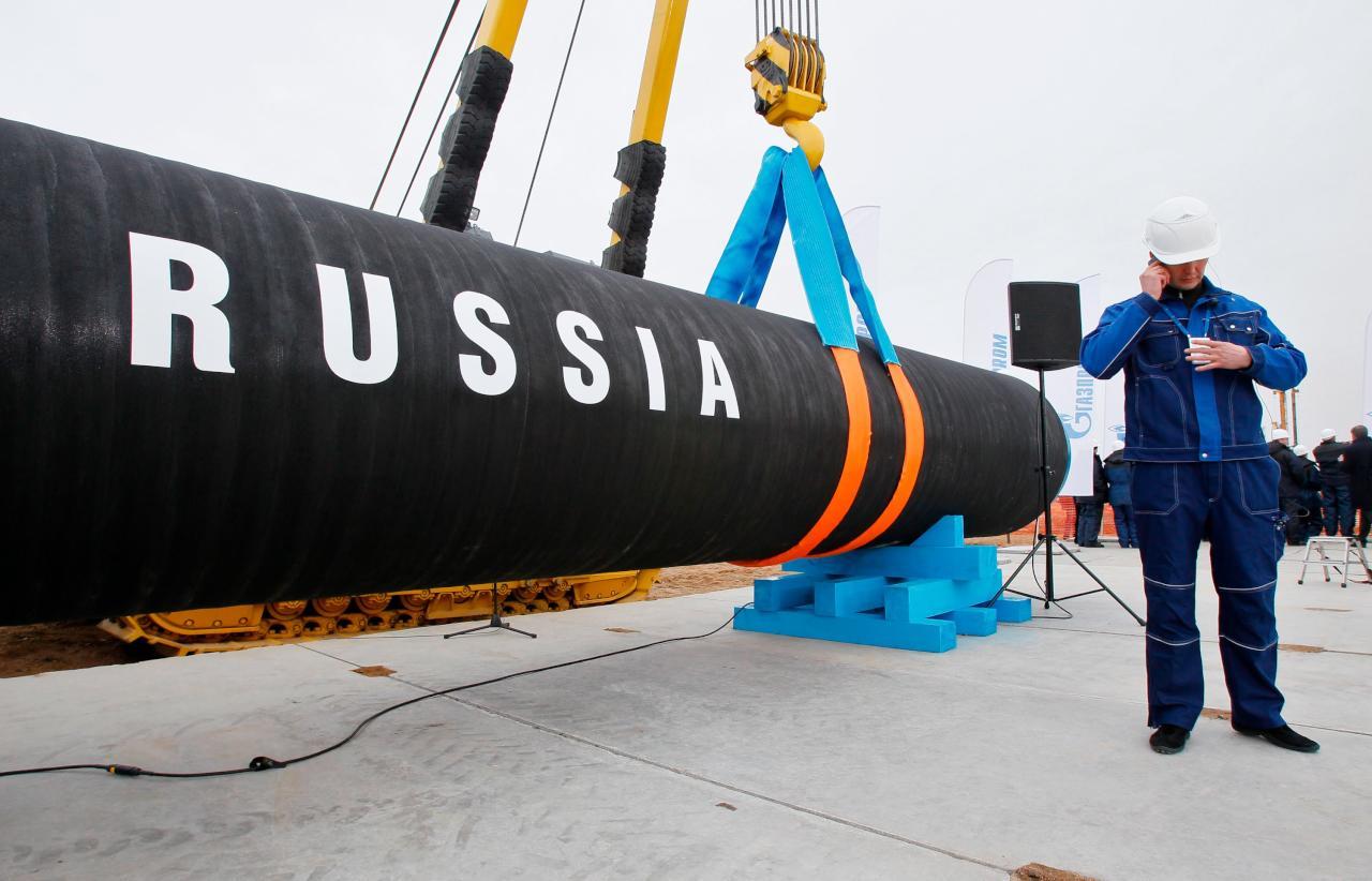 روسيا: خط السيل التركي سيكون جاهزاً للعمل في مارس 2018