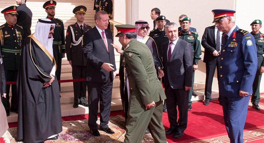 """""""إنتليجنس أون لاين"""": الرياض وأنقرة في مواجهة واشنطن"""